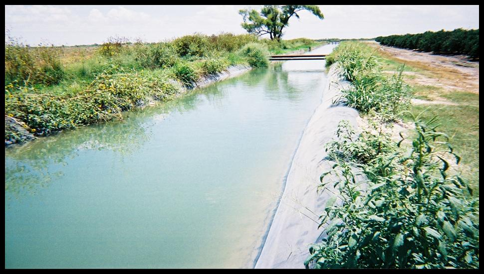 Canal liner for water resource management