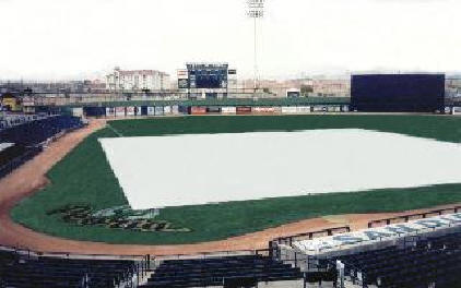 athletic field covers